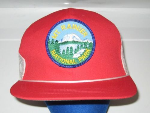 Mt. Ranier hat.