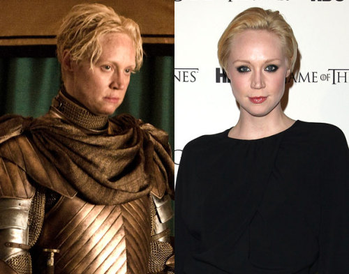 avocadosalad:  What? What?! WHAT?! WHAT?!   Brienne…you a hottie.
