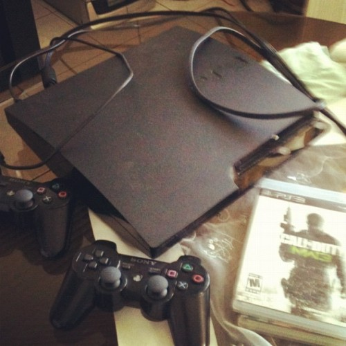 PS3 Limited Edition (Taken with instagram)