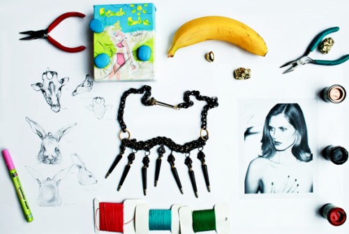 La creatividad. Today on Vogue.es we talk about #creativity ( http://blogs.vogue.es/stylishdisorientation/  ) ❤