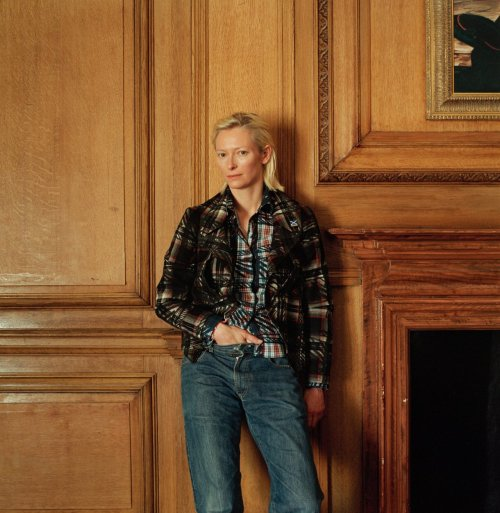 bohemea:  Tilda Swinton