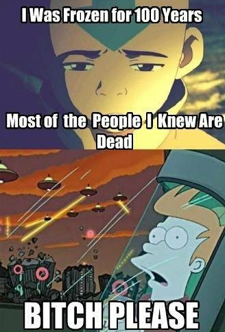 EVERYONE I KNOW IS DEAD!