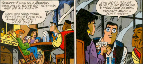 Lois Lane Panel of the Day: ~Superman Adventures #56