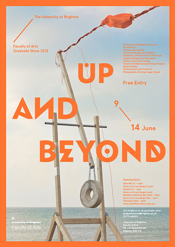 pippatooleillustration:  'Up and Beyond' Brighton Graduate show. Runs from the 9th till the 14th of June. COME!