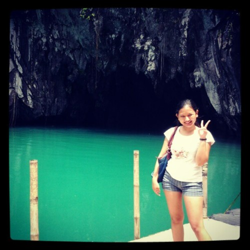 Underground River, Sabang (Taken with instagram)