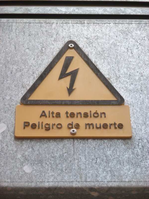 Hazardous in Valencia