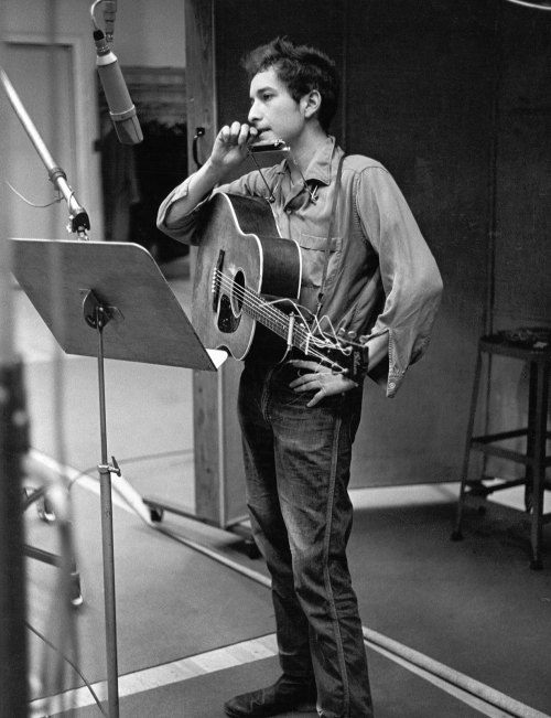 Will be listening to Bob Dylan all day long today in honor of his birthday.