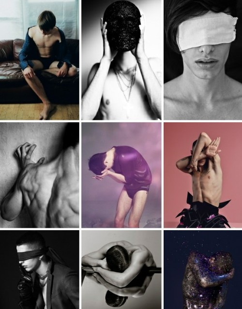 homotography:  our Pinterest board The Unseen.. Obstructed Beauty