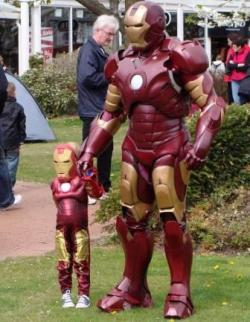 insertfangirlshriekshere:  Parenting. You're doing it right.