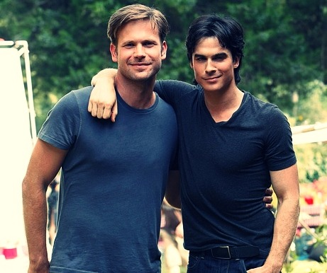 THEME THURSDAY: PART 1 - The men of The Vampire Diaries