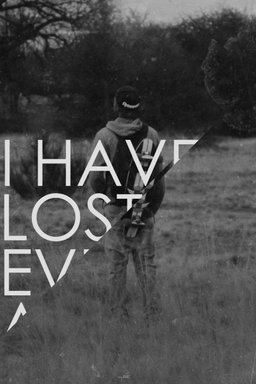 I Have Lost Everything by Rakeem Silkz Russell https://vimeo.com/42691484 Picture from my short film loneliness Submitted by bysilkz