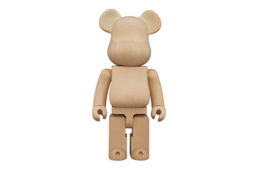 streetmarketstore: Karimoku x Medicom Toy 400% Glow-in-the-Dark Bearbrick http://bit.ly/JLd2M3