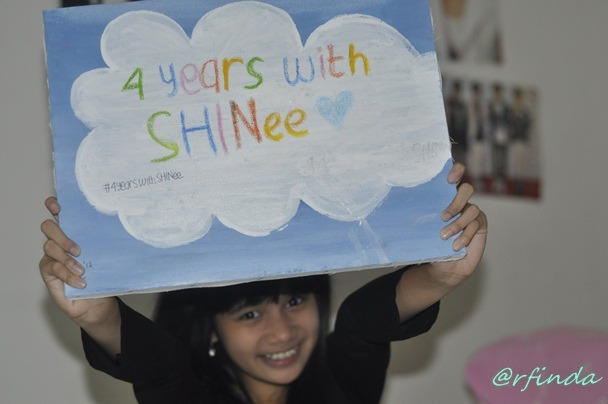 #4yearswithSHINee