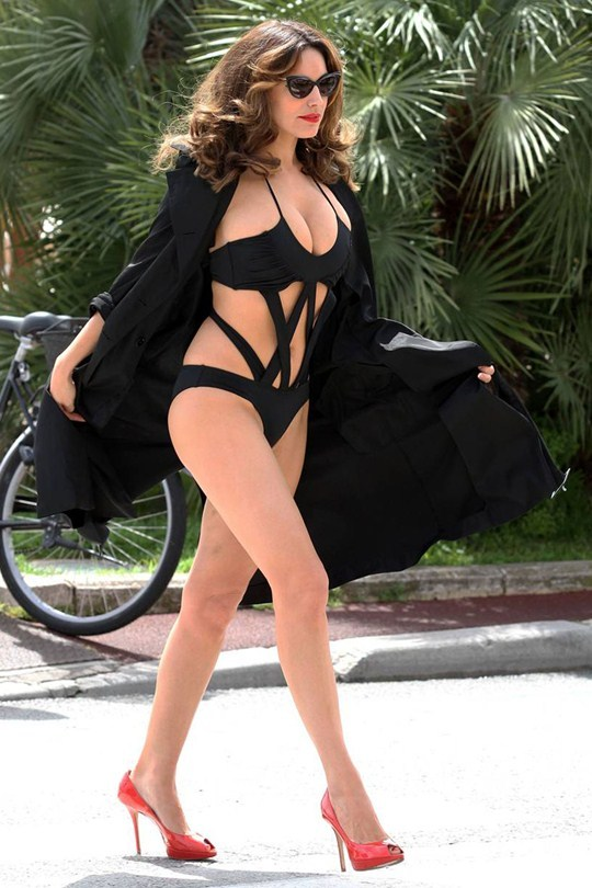 Kelly Brook, Cannes.