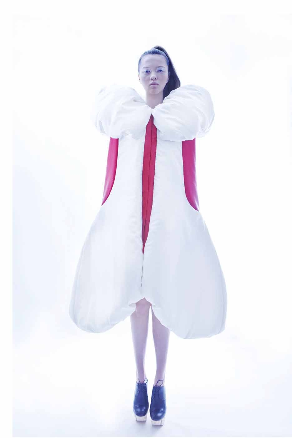"""open-minded"" 2012graduated collection by Yui Tai. copy right@ka yui tai"