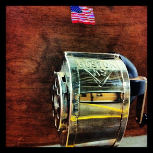 Less celebrated tool of the trade. #guitar #USA (Taken with instagram)