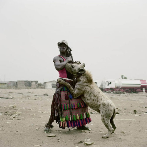 A Fascinating Look At The Hyena Men Of Nigeria. (view all images)