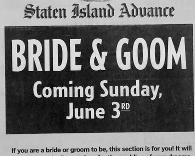 Oh hometown newspaper… GOOM! (via Criggo)