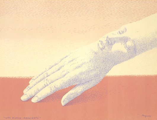 dreamdeath:  René Magritte