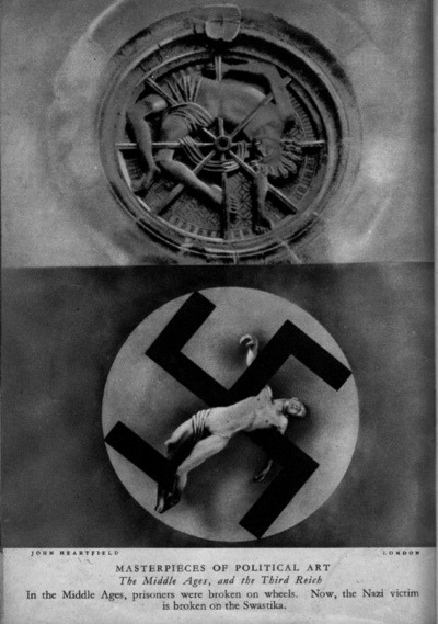 curties:  John Heartfield
