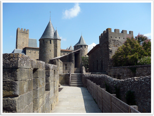Carcassonne by abac077 on Flickr.