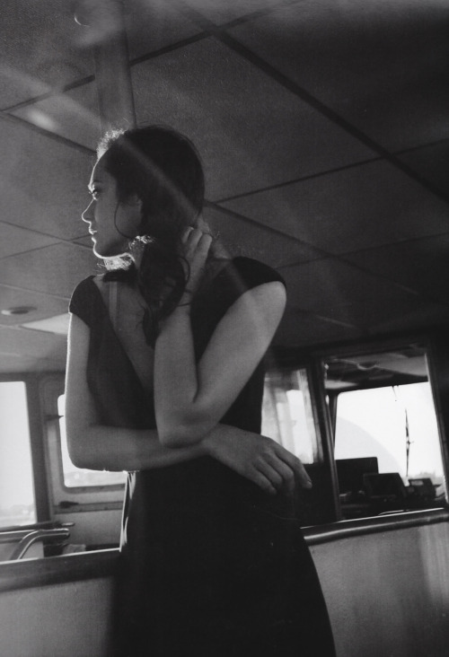 hudson ferry: marion cotillard by dominique isserman for 7000 #1