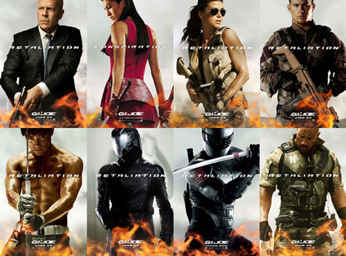 totalfilm:   G.I. Joe: Retaliation pushed back to 2013 G.I. Joe: Retaliation has been pushed back to 2013, with Paramount claiming the delay is necessary in order to give the film the 3D treatment in post production…  3D sucks