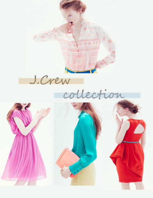 J.Crew new collection