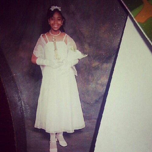 When I won the pageant for miss greenwood 4th grade :) #tbt (Taken with instagram)