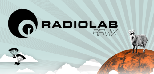 "via Indaba Music""Indaba and Radiolab want you to remix one or more of their episodes using the stem packs provided. Re-edit them, re-score them, change the narrative structure, turn them into an opera, or do whatever you feel inspired to do….. Enter the contest to download the stems and get started."" Read more."