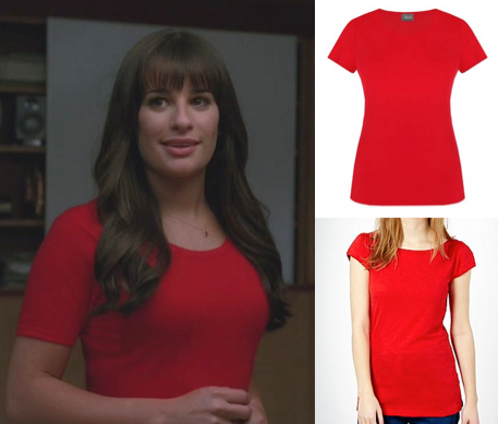 Try these two red tees as some gorgeous alternatives! Alexon Red T-shirt £25.00 Red Textured T-shirt £6.40