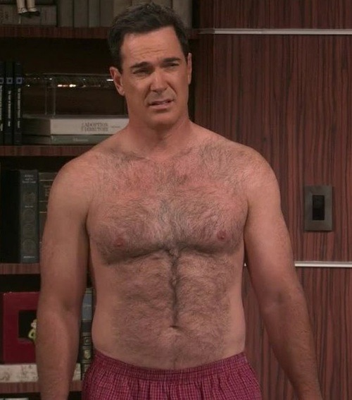 fuckyeahdaddies:  From Fuck Yeah Daddies!  Unf Patrick warburton. Get in me.