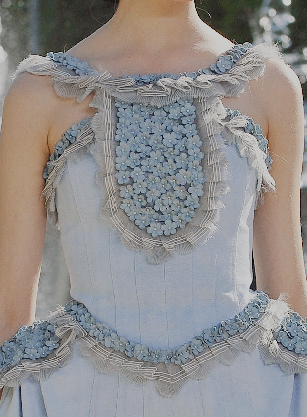 wink-smile-pout:  Chanel Resort 2013 Versailles