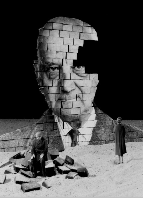 Gilbert Garcin, Work in progress, 1999 Thanks to chagalov
