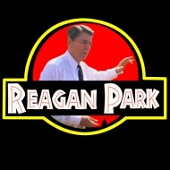 "While the Reagan family is surely relieved, this development must come as a great disappointment for the auction's high bidder, who had offered a whopping $30,086 for the presidential blood. Sources tell Daily Intel that he was a mad scientist who intended to extract DNA from the blood and grow an entire colony of Reagans on a remote tropical island. Visitors would have the opportunity to see the Reagans up close from behind an electrified wall, which the mad scientist claimed would be ""un-tear-downable,"" because, you know.  The graphics folks at Daily Intel really are the best. (""Mad Scientist Prevented From Building 'Reagan Park'"" via NYMag)"