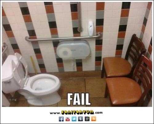 Entertainment FAIL Don't Use this Urinal Fat Winnie the Pooh Original Article