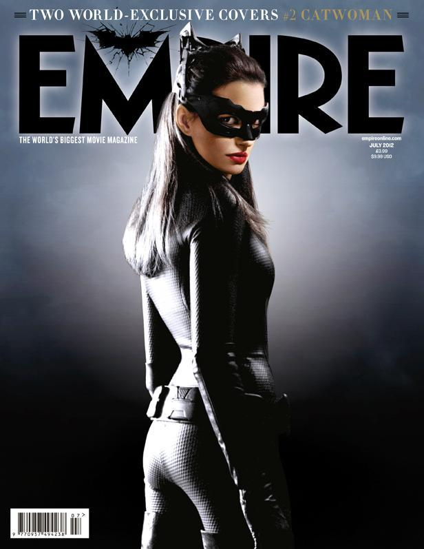 bohemea:  Anne Hathaway as Catwoman - Empire, July 2012