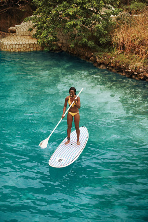 Kayaking, Fishing and Biking in Jamaica | GoldenEye