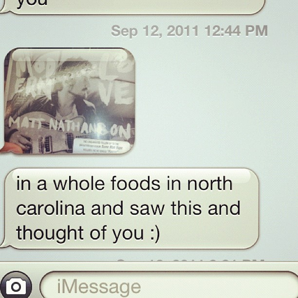 This is what I deal with everyday. cc: @mattnathanson  (Taken with instagram)