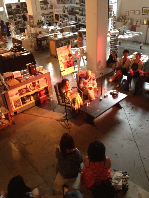 youhadmeatballs:  Last Night's Apron Anxiety Book Launch With Author Alyssa Shelasky  CONGRATULATIONS!