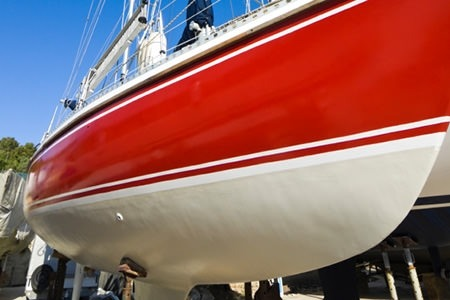 All  mighty boat! http://boatpaintguide.com/