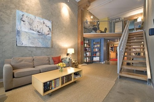 Loft apartment on tumblr for O kitchen city of dreams