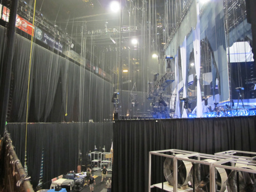 Behind The Scenes: The Billboard Awards 2012