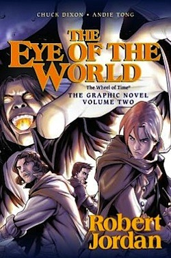 (via The Eye of the World: The Graphic Novel, Volume 2 (Excerpt) by Robert Jordan,Chuck Dixon | Tor.com)
