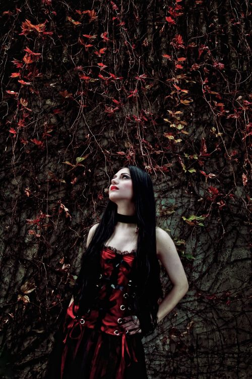 alternativepurple:  ~The Red Funeral~  Pretty