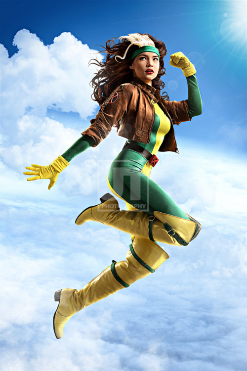 Rogue in Flight by *jaytablante