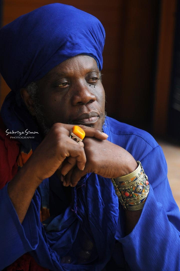 "sabriyasimonphotography:  ~ Mutabaruka: Jamaican, Rastafarian Dub Poet ~  ""It's almost criminal… for somebody to eat 3 times a day and never plant nothing yet! Because you have people out there planting and feeding you… and you not feeding nobody. So it's almost like a criminal activity."" ~ ""Most youths now eating… but they're not putting back anything that the generation that come after them… can eat."" ~ Mutabaruka ♥*This quote was a part of a reasoning that Muta, a friend of mine, and I had while sitting in his backyard farm in November, 2011.* ♥"