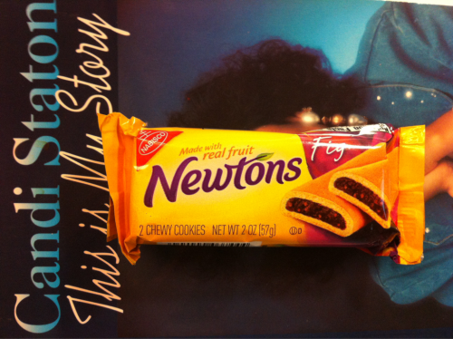 I bought a pack of Fig Newtons today only to discover that they're now called Newtons, Fig.
