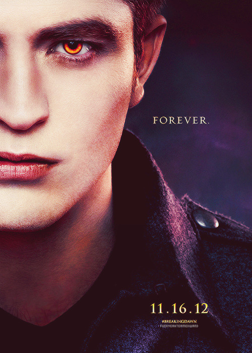 'Breaking Dawn Part 2' Character Poster ~