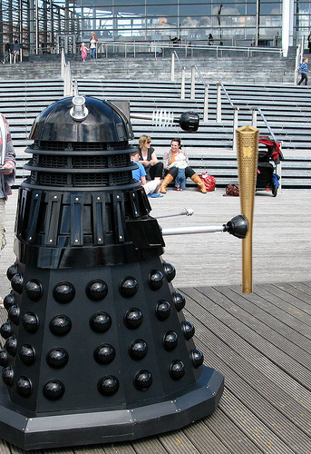 Or maybe it's Dalek Sec?   source
